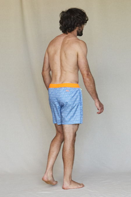 men wearing a swimsuit with ultra-fast drying fabric Wynwood