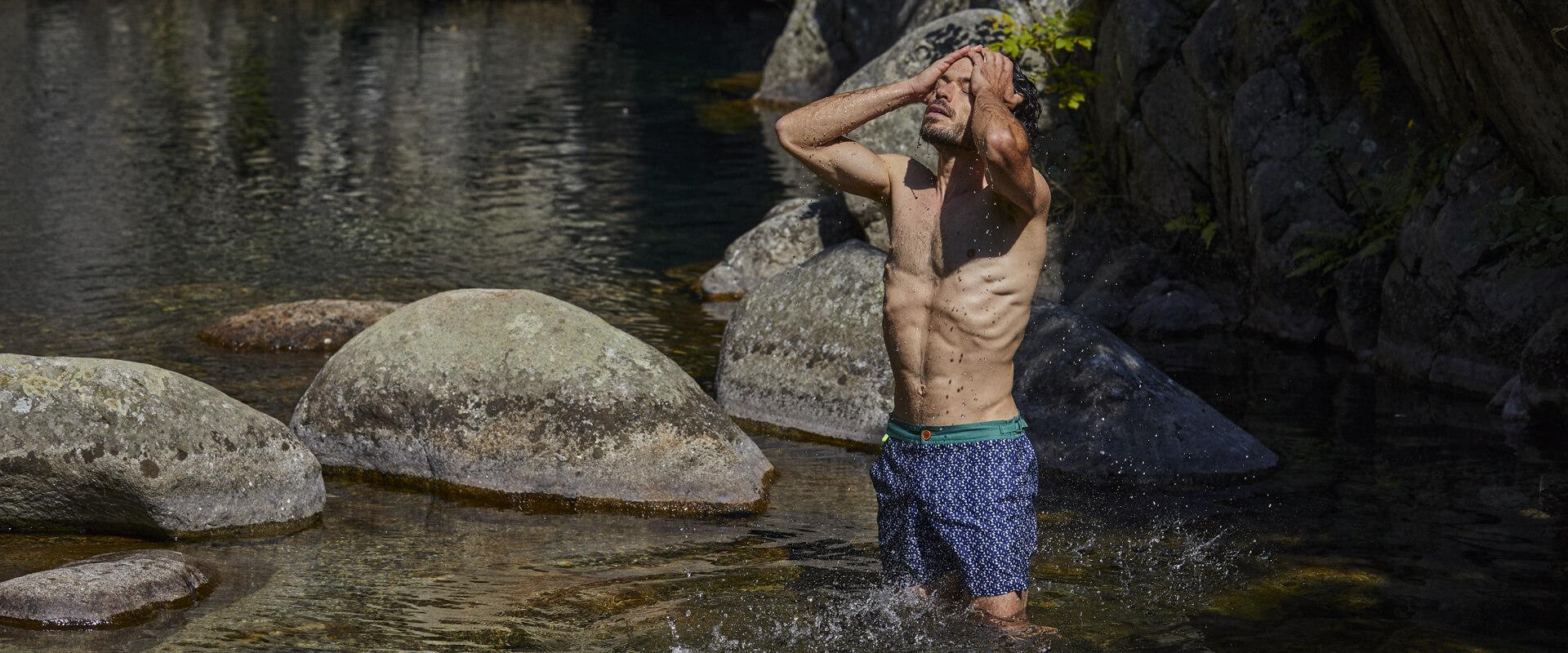 Choosing a good swimsuit for men: practical advice