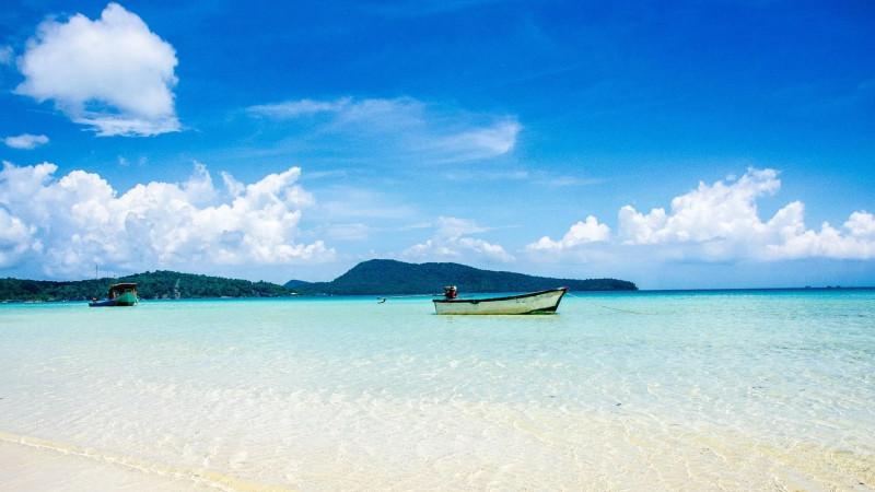 TOP 10 des plus belles plages à découvrir au Cambodge !
