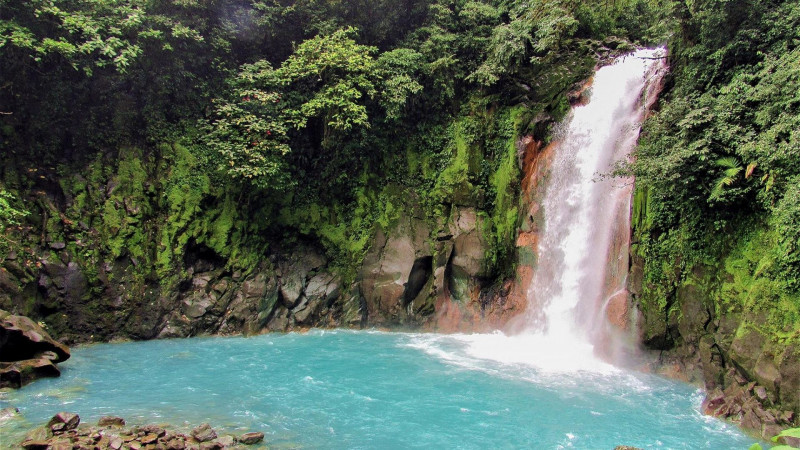 Une escapade au Costa Rica