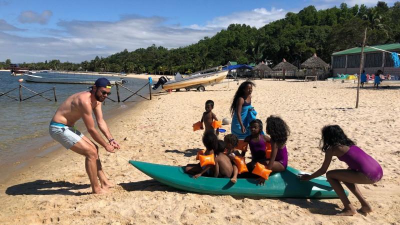 Colorie ma Vie : direction Madagascar